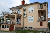 kuća za odmor 161080 - šifra 160009 - Apartmani Omisalj