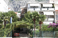 Ferienhaus 107054 - Code 7157 - Zimmer Makarska