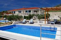 Ferienhaus 158588 - Code 154385 - insel brac haus mit pool