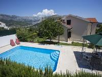 Holiday home 174759 - code 191055 - island brac house with pool