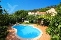 Holiday home 152178 - code 140178 - island brac house with pool
