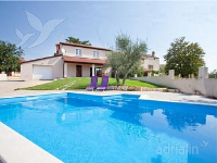 Holiday home 174933 - code 191346 - island brac house with pool
