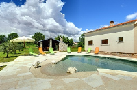 Holiday home 169968 - code 180480 - island brac house with pool