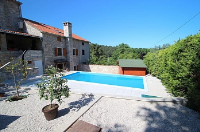 Holiday home 171258 - code 183054 - island brac house with pool