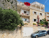 Holiday home 163116 - code 164057 - omis apartment for two person