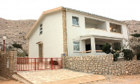 Holiday home 171264 - code 183081 - sea view apartments pag