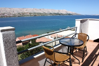 Holiday home 171219 - code 182994 - sea view apartments pag