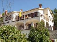 Holiday home 104517 - code 4584 - Houses Rabac