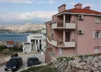 Holiday home 144346 - code 171555 - sea view apartments pag