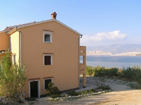 Holiday home 126386 - code 150572 - sea view apartments pag