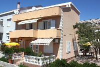 Holiday home 103626 - code 3676 - sea view apartments pag