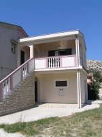 Holiday home 153347 - code 142704 - sea view apartments pag
