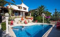 Holiday home 169431 - code 179409 - island brac house with pool