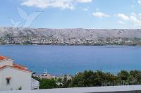 Holiday home 176520 - code 194478 - sea view apartments pag