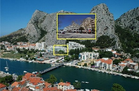 Holiday home 171504 - code 186417 - omis apartment for two person