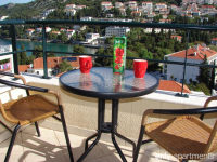 Studio apartment with balcony and sea view - Hedera S7 - Studio apartment with balcony and sea view - Hedera S7 - dubrovnik apartment old city