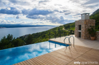 Luxurious Villa for 8 in Mimice near Omis - Luxurious Villa for 8 in Mimice near Omis - Houses Podgora