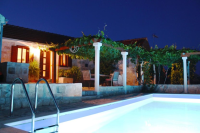 Countryside holiday house with private pool - Countryside holiday house with private pool - island brac house with pool