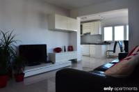 Penthouse apartment with terrace and sea view - Penthouse apartment with terrace and sea view - Zimmer Arbanija