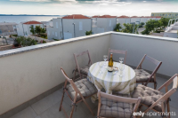 Apartments 2A L with great sea view - Apartments 2A L with great sea view - appartements en croatie
