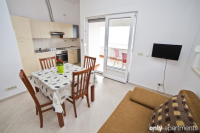 Precious 1-room appartment with terrace and sea view - Precious 1-room appartment with terrace and sea view - Celina