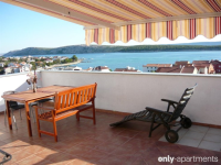 Jadro 2-room apartment with terrace and see view - Jadro 2-room apartment with terrace and see view - Maisons Podgora