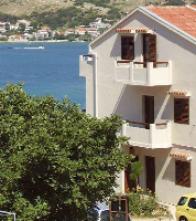Apartments Natali - A4+3 - sea view apartments pag