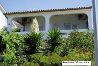 Apartments Dvorski Mandre - A4 - Mandre