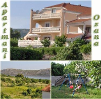 Apartments Ozana - A4+2 - Apartments Rab