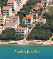 Apartments Miranda - A2+2 - Apartments Kozino