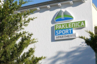 Apartments Paklenica Sport - A2+2 - Houses Privlaka