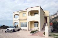 Apartments Biokovo - A4+1 - apartments makarska near sea