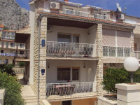 Apartments Tomislav - A6+2 - omis apartment for two person