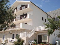 Apartments Mladina - A4 - omis apartment for two person
