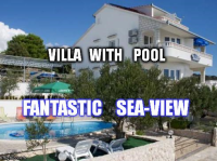 Apartments Villa Mandina - A4 - Apartments Sevid