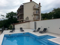 Apartmani Villa Draga - Soba - Sobe Crikvenica