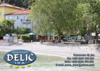 Apartmani Delić - A2+3 - Sobe Ika