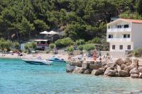 Apartments Beach - Studio+1 - apartments in croatia