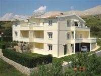 Apartmani Fabijanić - A3 - Apartmani Pag
