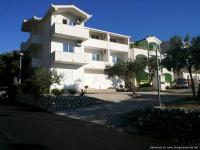 Apartmani Nikolić - A3+1 - Apartmani Podaca