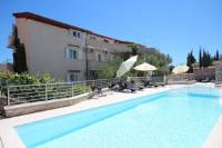 Apartments Villa Dinastija - Apartment mit 3 Schlafzimmern, Terrasse und Meerblick (7 Erwachsene) - Ferienwohnung Kali