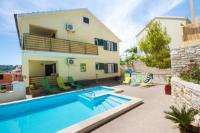 Sunshine Apartments Lumbarda - Apartment mit 1 Schlafzimmer und Meerblick - 1. Etage - Lumbarda