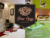 Stone Roses Rooms - Dvokrevetna soba s bračnim krevetom - Sobe Split
