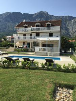 Bed and Breakfast Ti & Ja - Deluxe Double Room with Balcony and Sea View - Rooms Orebic
