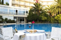 Hotel Orsan - Double or Twin Room with Sea View Balcony - Rooms Orebic