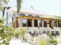 Villa Anton - Double Room with Balcony and Side Sea View - Rooms Sukosan