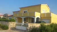 Apartments Dominique - Two-Bedroom Apartment with Balcony and Sea View - Nin