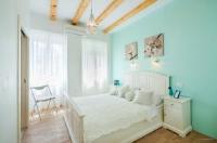 Aldo Apartments Center - Zimmer mit Queensize-Bett und Stadtblick - zadar zimmer