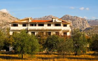 Hotel Rajna - Dvokrevetna soba s bračnim krevetom i balkonom s pogledom na more - Sobe Starigrad