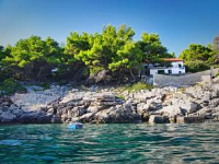Apartments Bisko - Apartment with Sea View - apartments in croatia